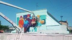 В Тюмени завершился арт-фестиваль уличного искусства