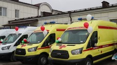 Минздрав Северной Осетии закупит автомобили для паллиативной помощи на 3,8 млн рублей