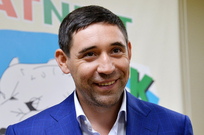Хоккеист Денис Зарипов
