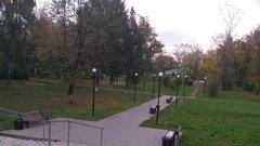 В Кирове начали благоустраивать сквер Трудовой Славы