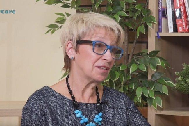 врач-эндокринолог, специалист по паллиативной помощи Ольга Демичева