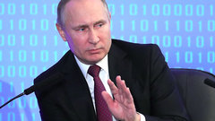 Не повторил бы Путин судьбу Милошевича