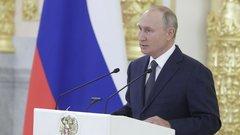 Названа причина отсутствия Путина в рейтинге Time