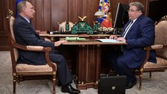 Разработанный в Мордовии антибиотик продемонстрировали Путину