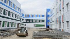 Строительство школы на ул. Изобильной в Краснодаре завершат к 1 сентября