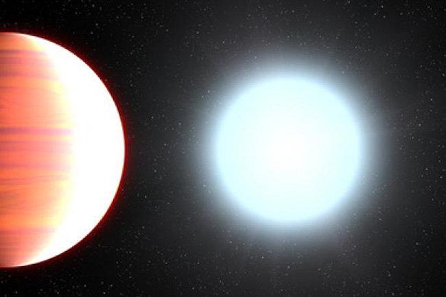 Астрономы рассказали о планете, засыпанной титановым снегом