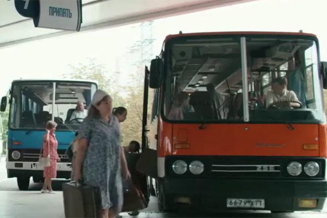 сериал Чернобыль Россия