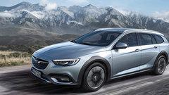 Opel выпустила универсал Insignia Country Tourer