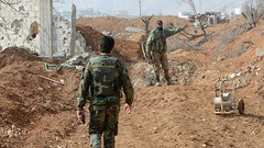 В Сирии ликвидированы несколько полевых командиров «Исламского государства»