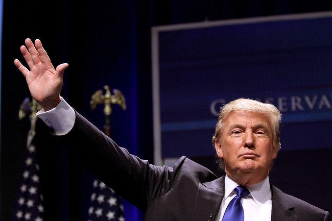 "Трампа назвали ""маразматиком"""