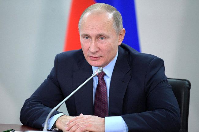 Путин потребовал навести порядок всистеме платежей засодержание иобслуживание жилья