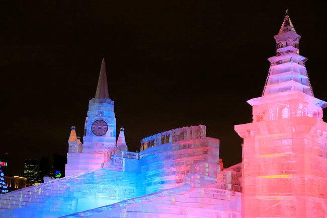 НаПоклонной горе установят 40 ледяных скульптур вчесть сборныхЧМ