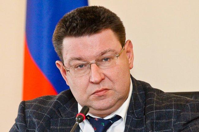 Один из номинальных авторов законопроекта Александр Пятикоп