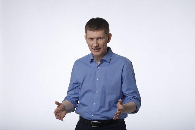 Врио губернатора Пермского края Максим Решетников