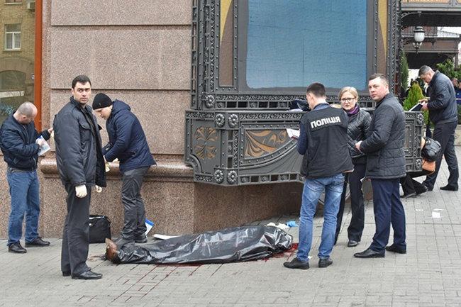 ГПУ попросит Российскую Федерацию экстрадировать заказчика убийства Вороненкова