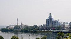Депутаты думы Иркутска одобрили проект благоустройства Цэсовской набережной Ангары