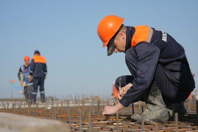 строитель строительство стройка
