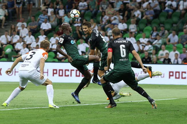 Краснодар - Ахмат. Прогноз на матч (21.10.2018)