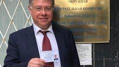 Степан Орлов. Почти всю жизнь в Мосгордуме
