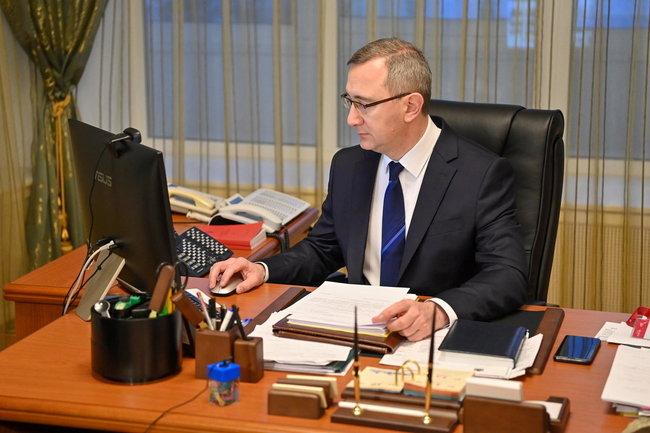 Губернатор Калужской области Владислав Шапша.
