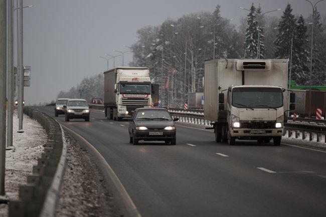 Во Владимирской области ввели в эксплуатацию участок трассы М-7 «Волга»