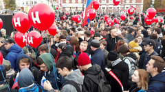 «Верхи еще могут, низы еще хотят»: Семин о предреволюционной ситуации в России