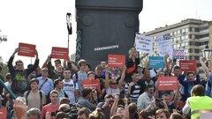 Жириновский призвал Колокольцева посадить всех участников протестов 9 сентября