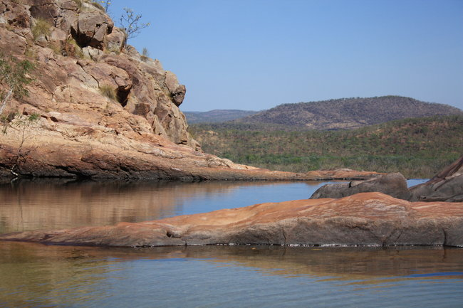 Водопады Ганлом, Австралия