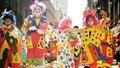 Парад клоунов
