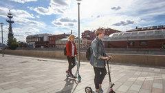 Вэтом году Москву благоустроили поцене Крымского моста