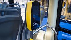 В общественном транспорте Белгорода тестируют новые валидаторы