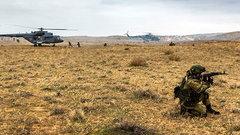 Беспилотник взорвался вруках увоенных вМурманской области— Baza