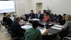Глава Тулы приняла участие в работе круглого стола по развитию социальной рекламы