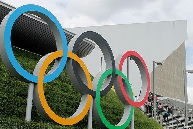 олимпийские кольца олимпиада