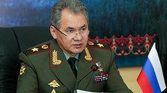 Шойгу рассказал, как Россия ответит на действия Израиля в Сирии (ВИДЕО)