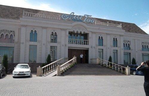 """Ресторан """"Ала-Тоо"""" в Бишкеке"""