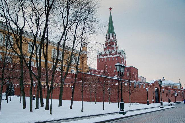 Кремль Россия