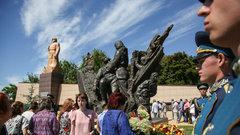 В Воронежской области открыли памятник Прасковье Щёголевой