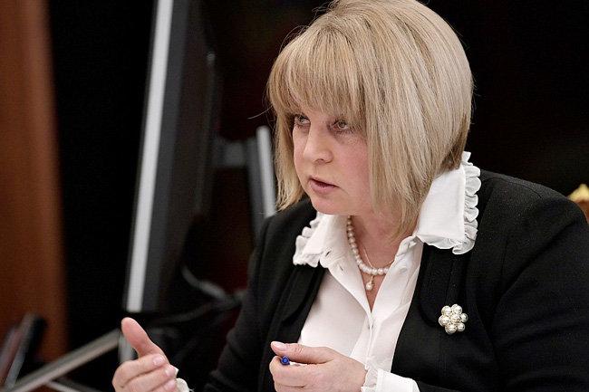 Памфилова: Все материалы онарушениях навыборах будут ориентированы вГенпрокуратуру