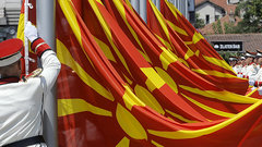 Македония выразила готовность присоединиться к НАТО