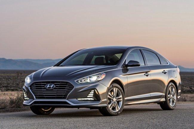 Компания Хюндай возобновила продажи седана Sonata в РФ