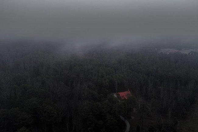 В правовом тумане сложно разглядеть, есть дом или его нет...