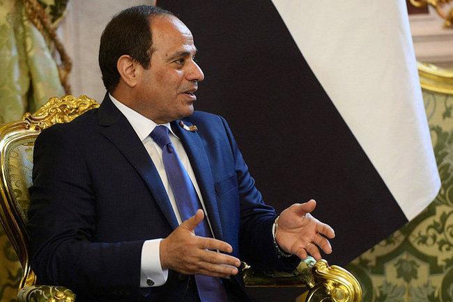 Абдул-Фаттаха ас-Сисси