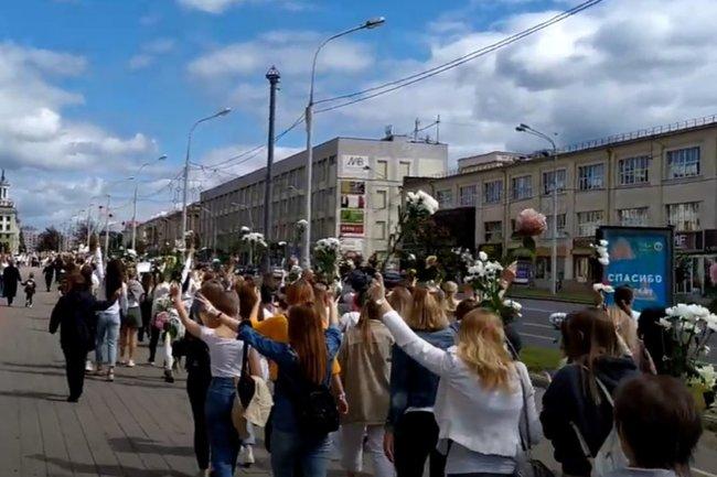Белоруссия/шествие