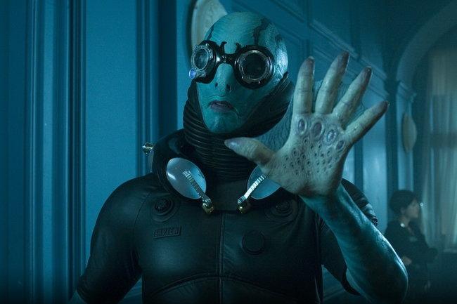 Кинокритики назвали лучшим фильмом года «Форму воды» Гильермо дель Торо