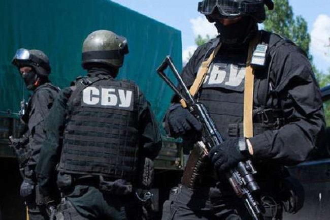 ВСвятошинском районе украинской столицы СБУ заблокировала трансляцию русских телевизионных каналов