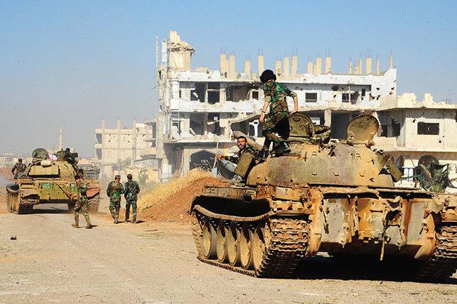 В Сирии от удара коалиции вновь гибнут мирные граждане