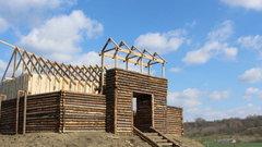 В Крымском районе Кубани строят крепость
