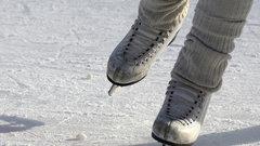 В Новосибирске открылся самый большой ледовый каток