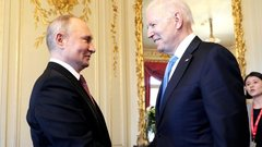 Белый дом: Байден на переговорах бросил вызов Путину